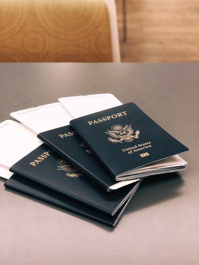 חידוש דרכון אמריקאי דחוף